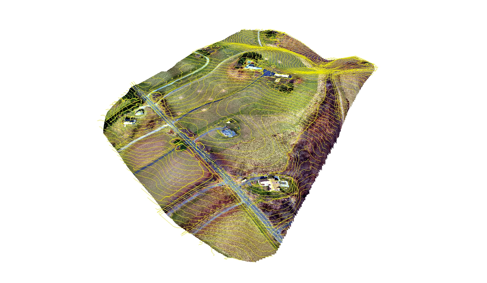 Planimetrics - accurate & detailed