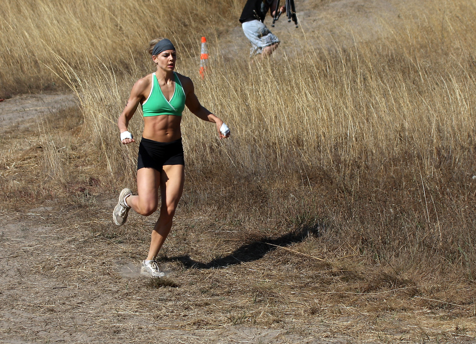 Hill Run at the 2008 Games