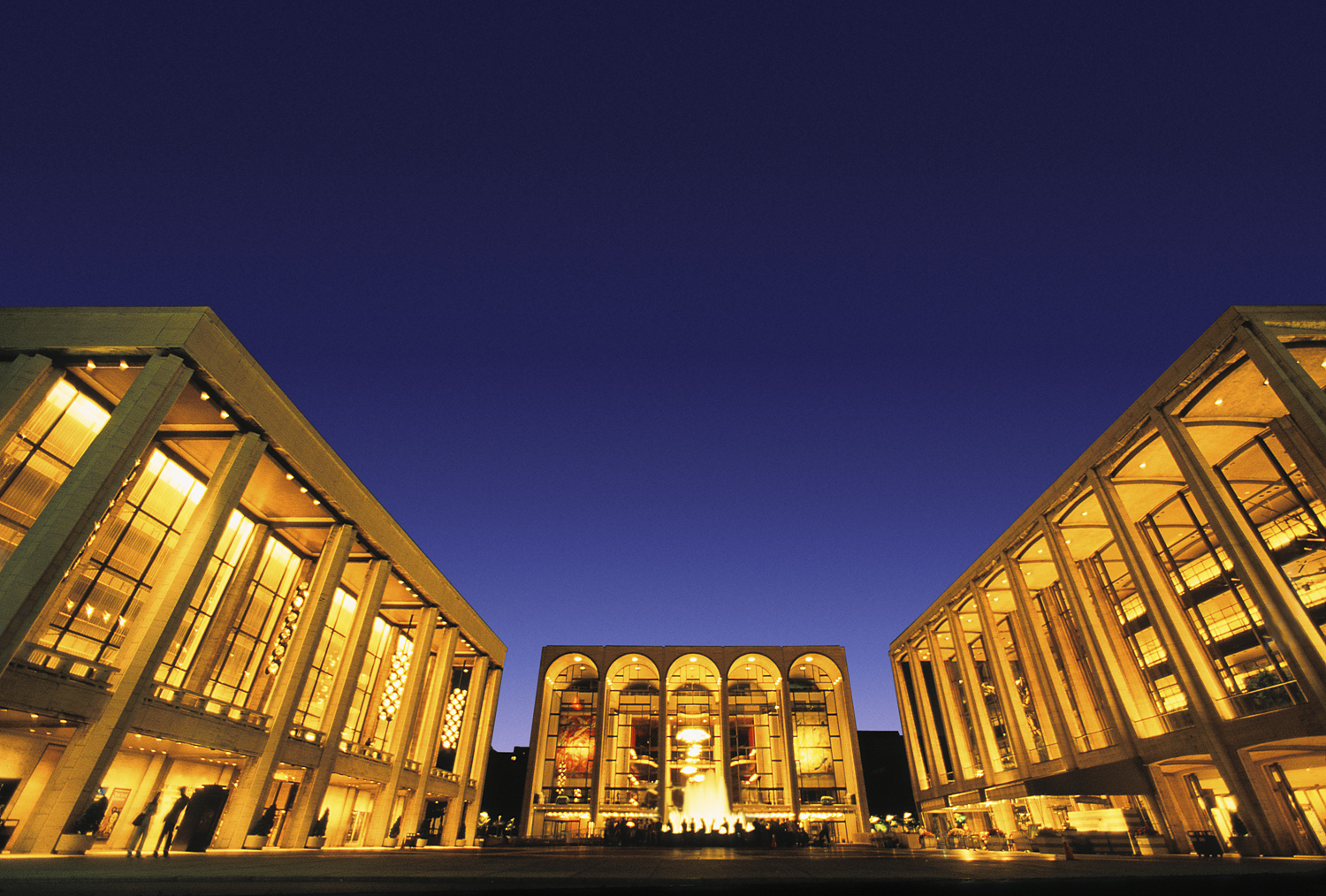 Lincoln Center, Manhattan, New York