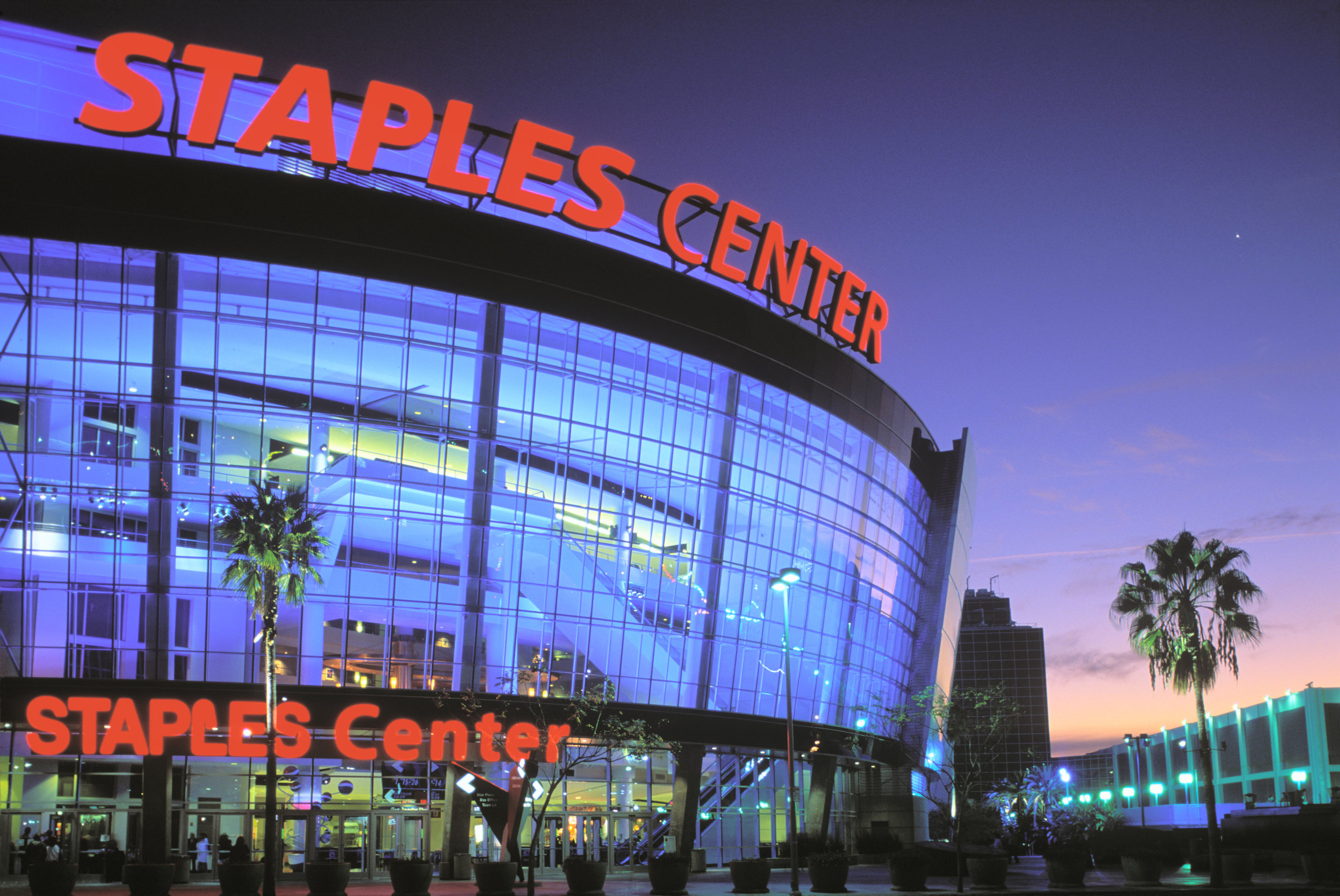 Staples Center, Downtown Los Angeles, California (LA)