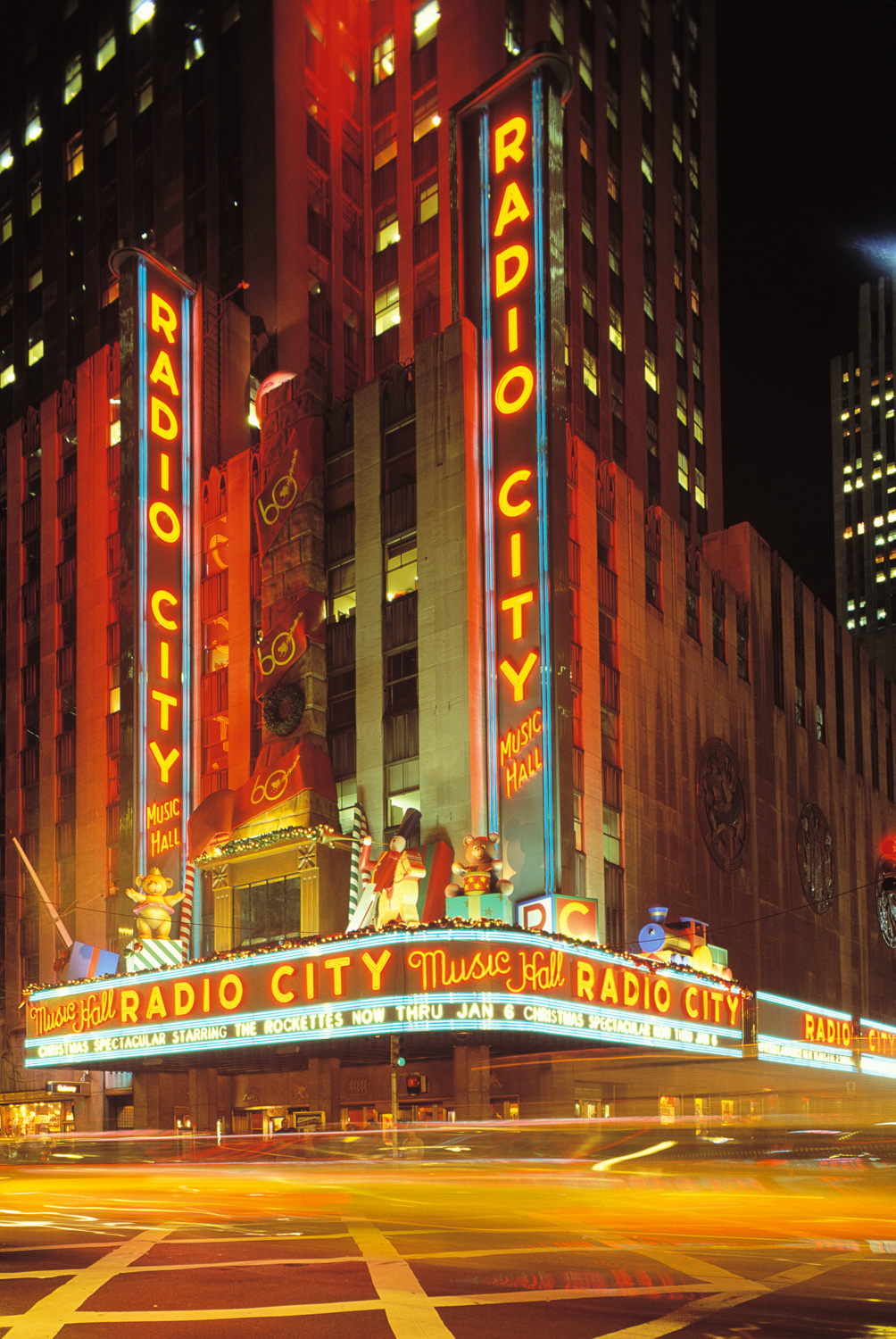 Radio City Music Hall, Manhattan, New York