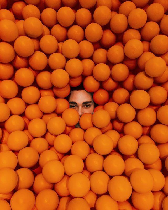 Orange you glad it's the weekend?