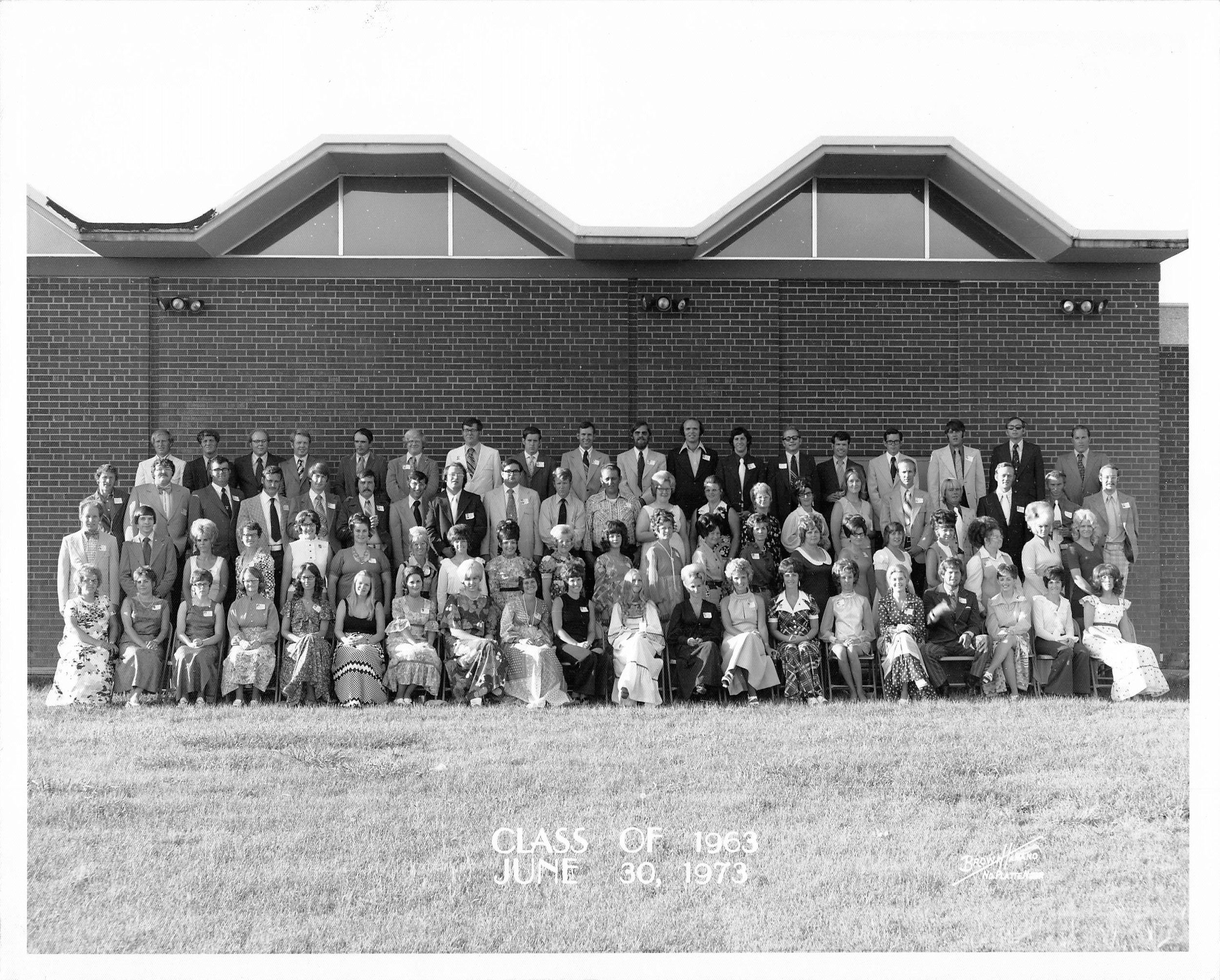 1973 Class of 1963 Reunion Picture.jpg
