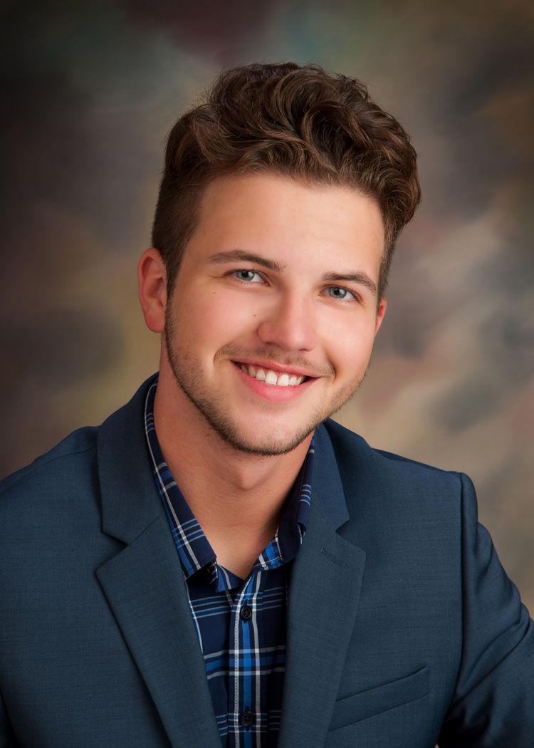 Jacob Cahill - Margie Tysdal Arts Scholarship andAlex Staroska Memorial Music Scholarship