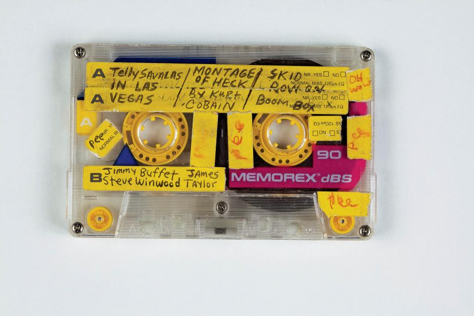 """Montage of Heck"" sound collage mixtape"