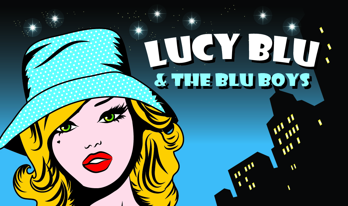 With years of experienced musicianship,LUCY BLU & The BLU BOYS will offer a show to remember. Playing a wide range of covers from Sam Cooke,Imelda May, Holly Cole, Amy Winehouse, Beatles & Elvis Presley and their very own ORIGINAL music,come to Ribfest on the afternoons of July 1 and 3rd.
