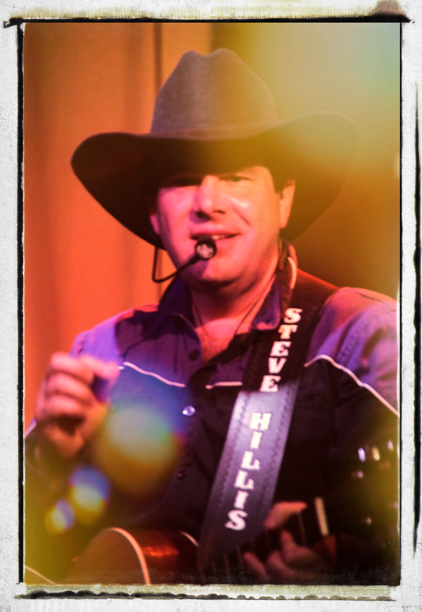 """Steve Hillis has been performing his Garth Brooks Tribute for over 20 tears to rave reviews his stage show and energy are unrivalled and he never disappoints a crowd. This show promises to be no different as Steve brings his """" Basically Brooks """" show to Penticton Ribfest 2016 on Saturday, July 2 at 11:30am"""