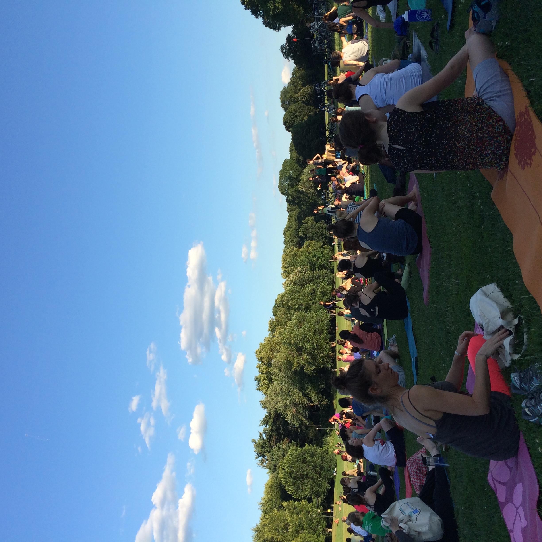 prospect park yoga blog brooklyn hottsauce
