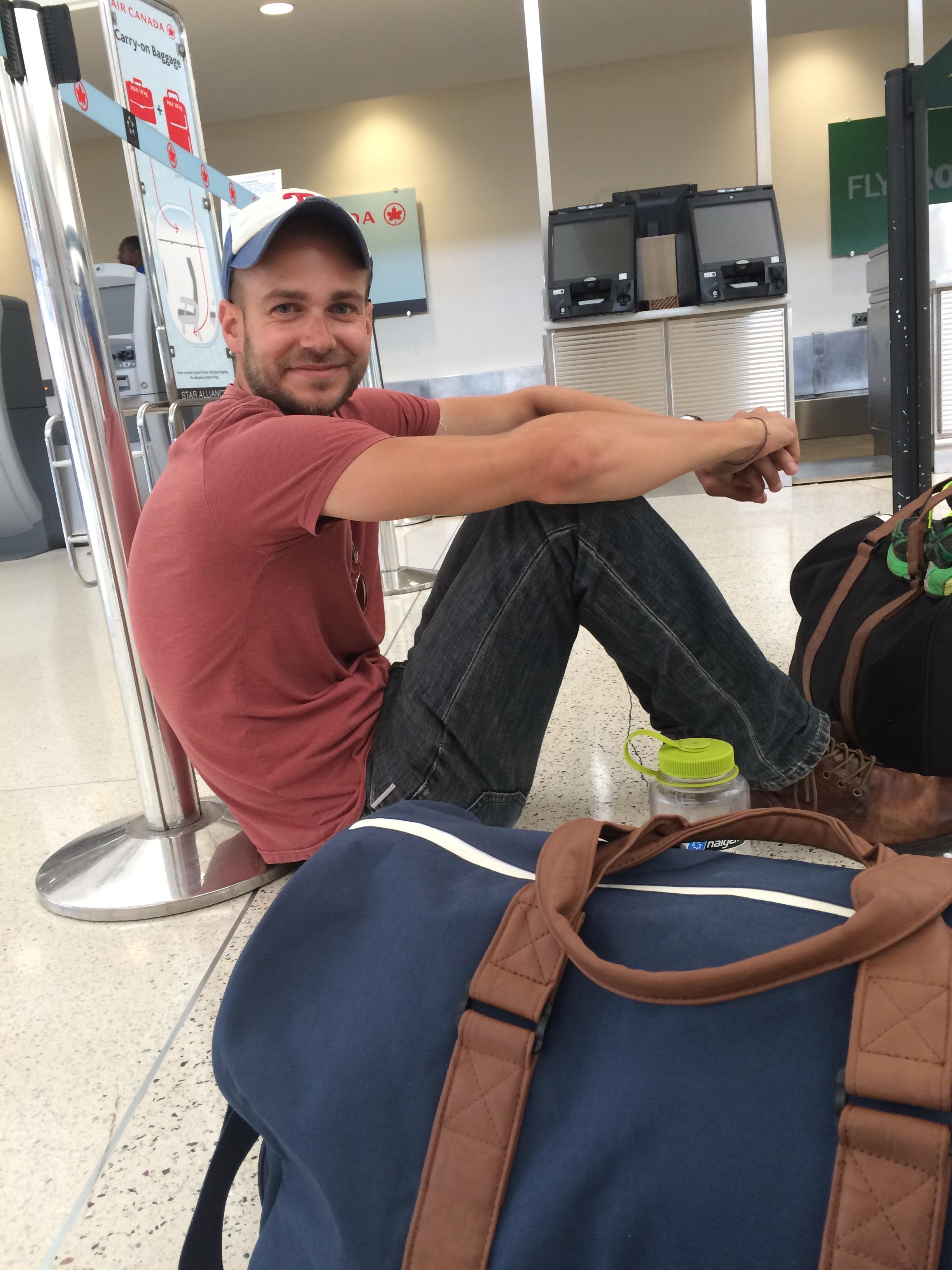 good times at Reagan airport guys!!!