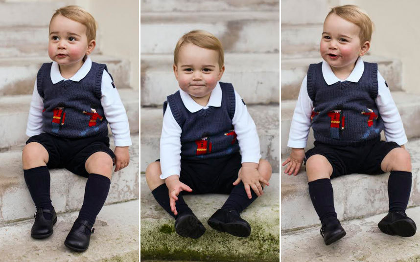 prince george is perfect