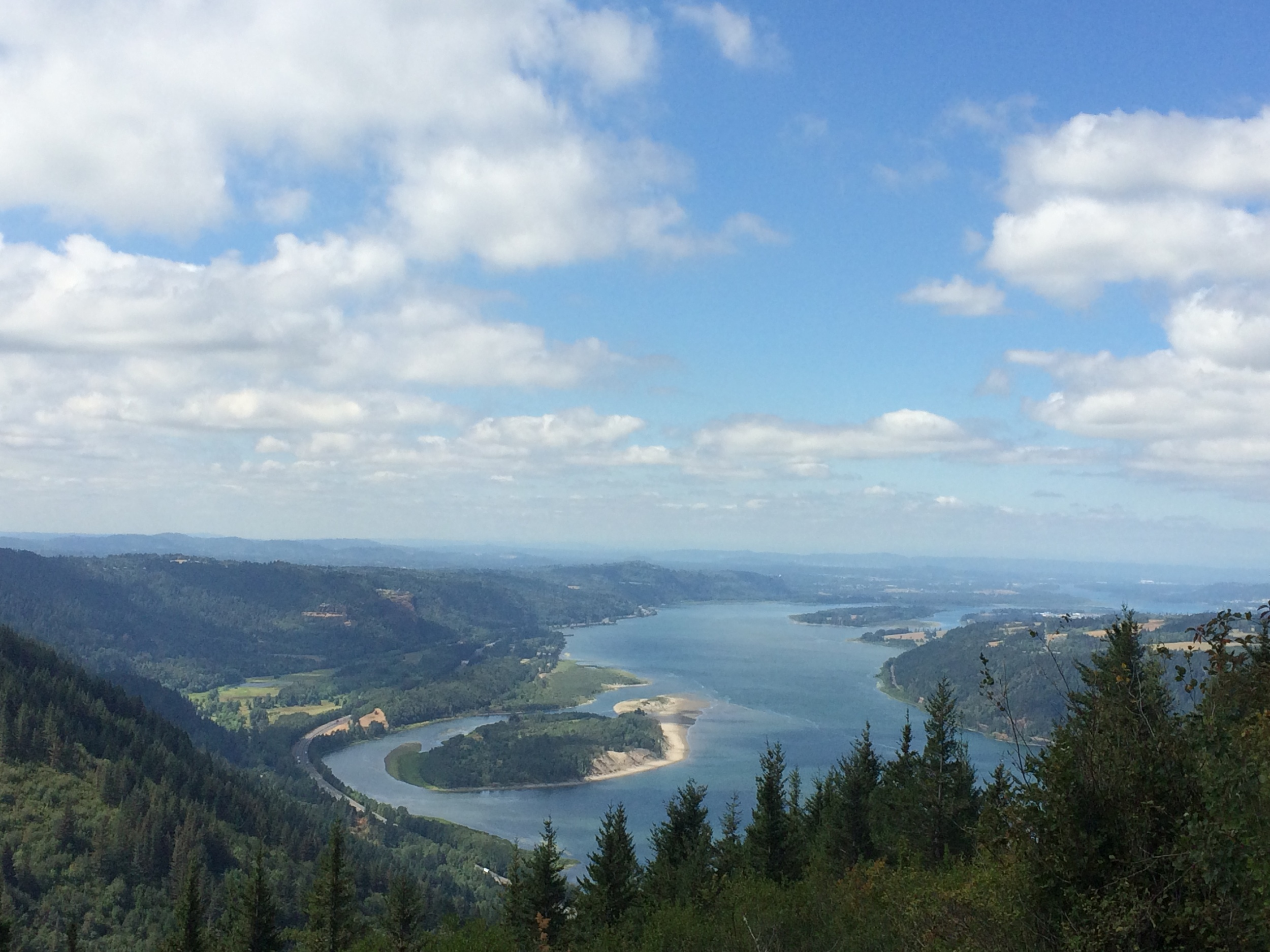 Angels Rest View
