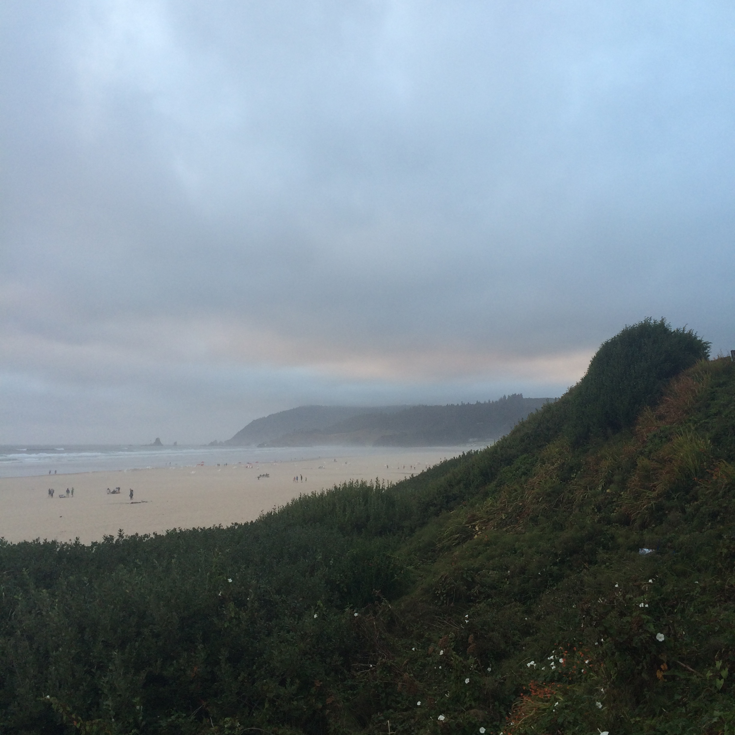 cannon beach baby