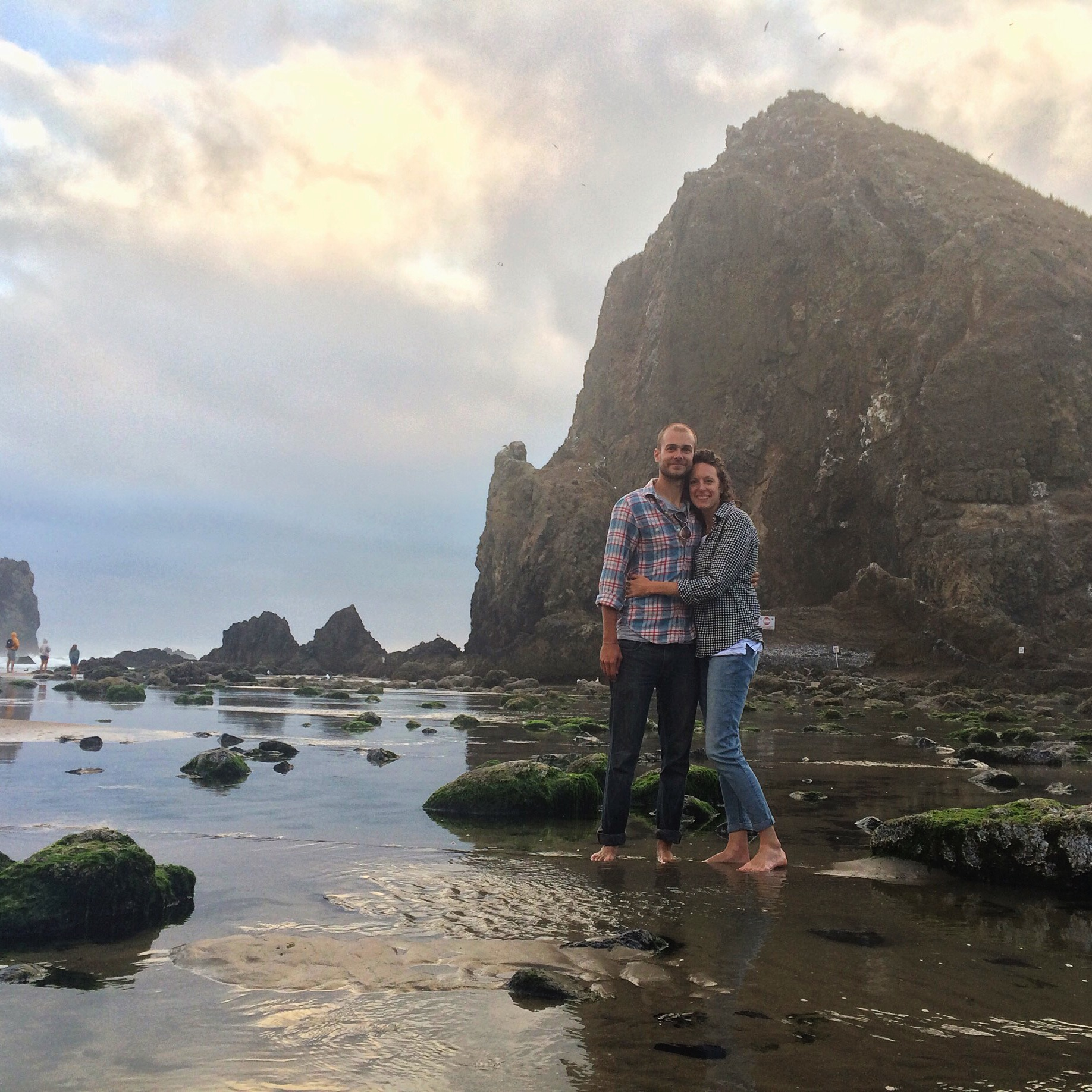#hotts at haystack rock
