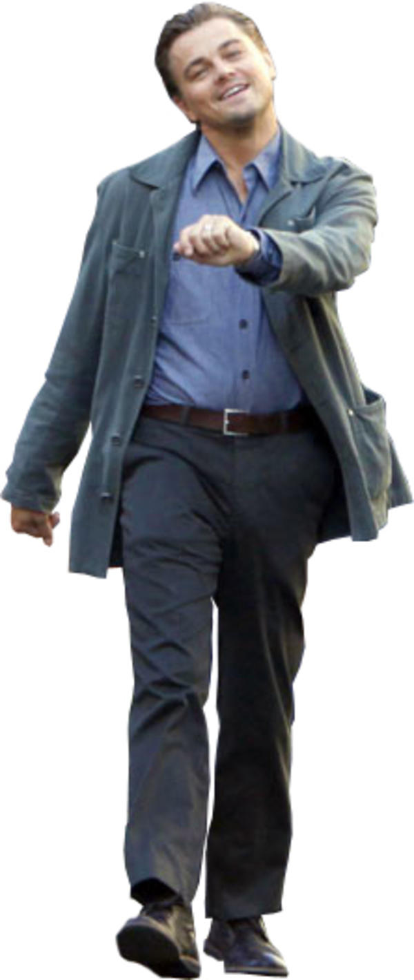strutting leo meme hottsauce