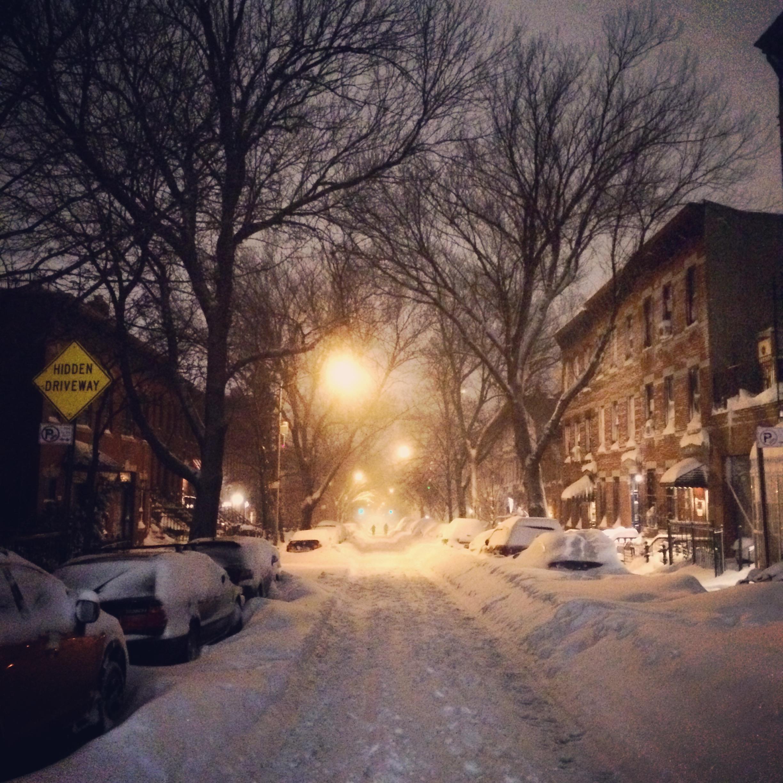 hottsauce snowy day