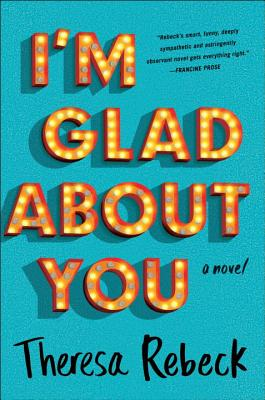 I'm glad about you, theresa book review hottreads litblog