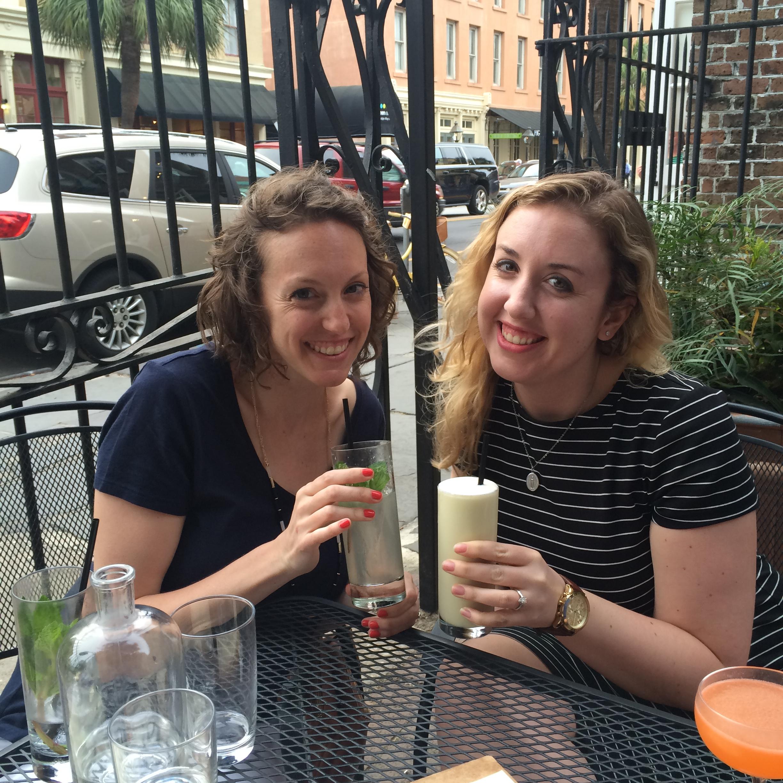 gin joint charleston travel blogger hottsauce