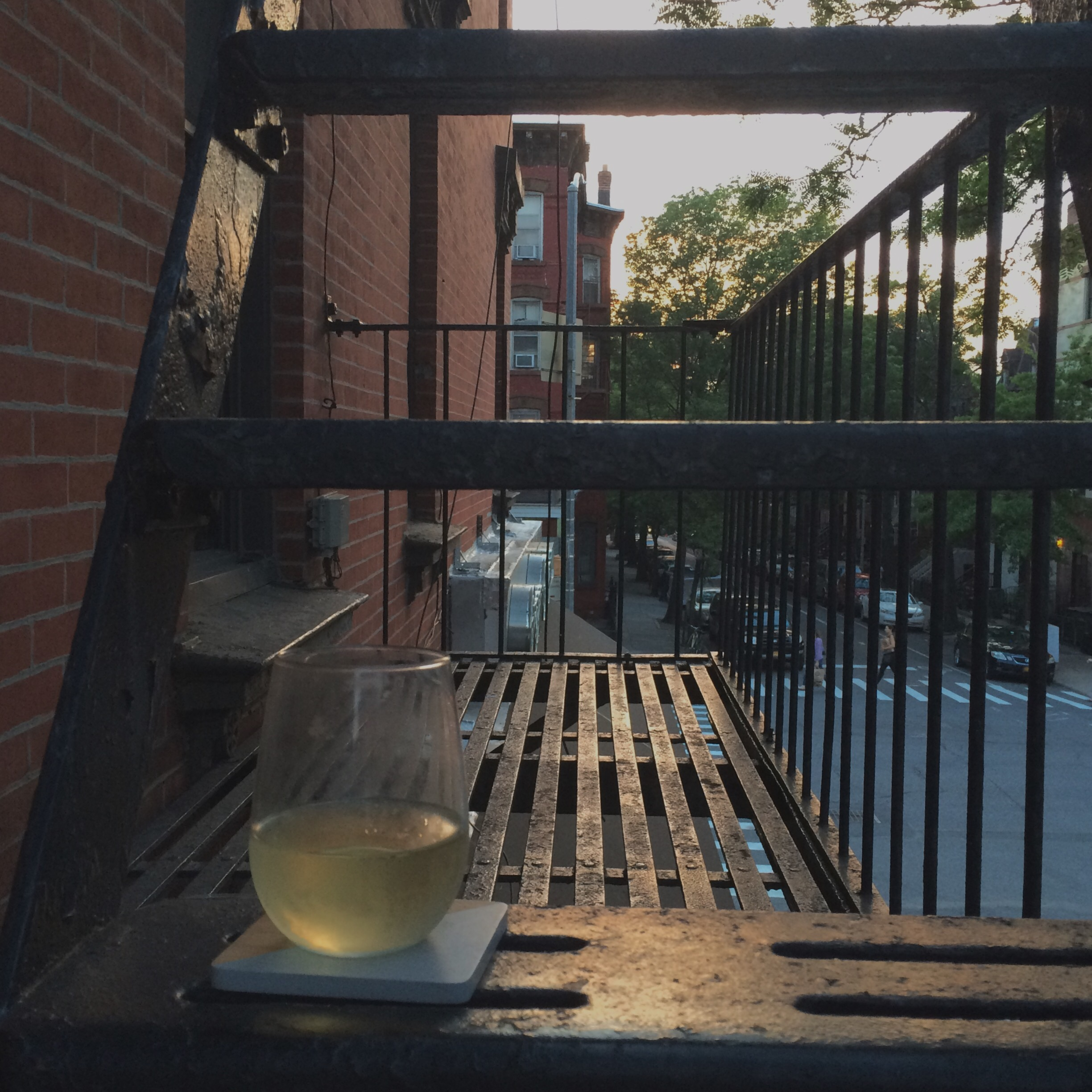 hottsauce fire escape summer blog humor funny wine