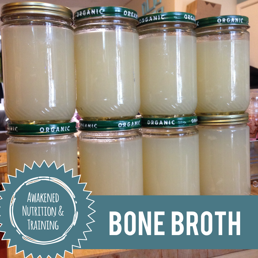 Awakened Nutrition Bone Broth