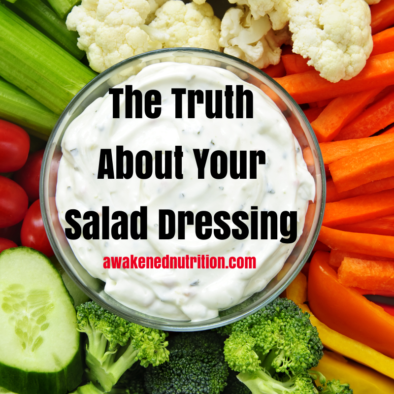 The TruthAbout Your Beloved Salad