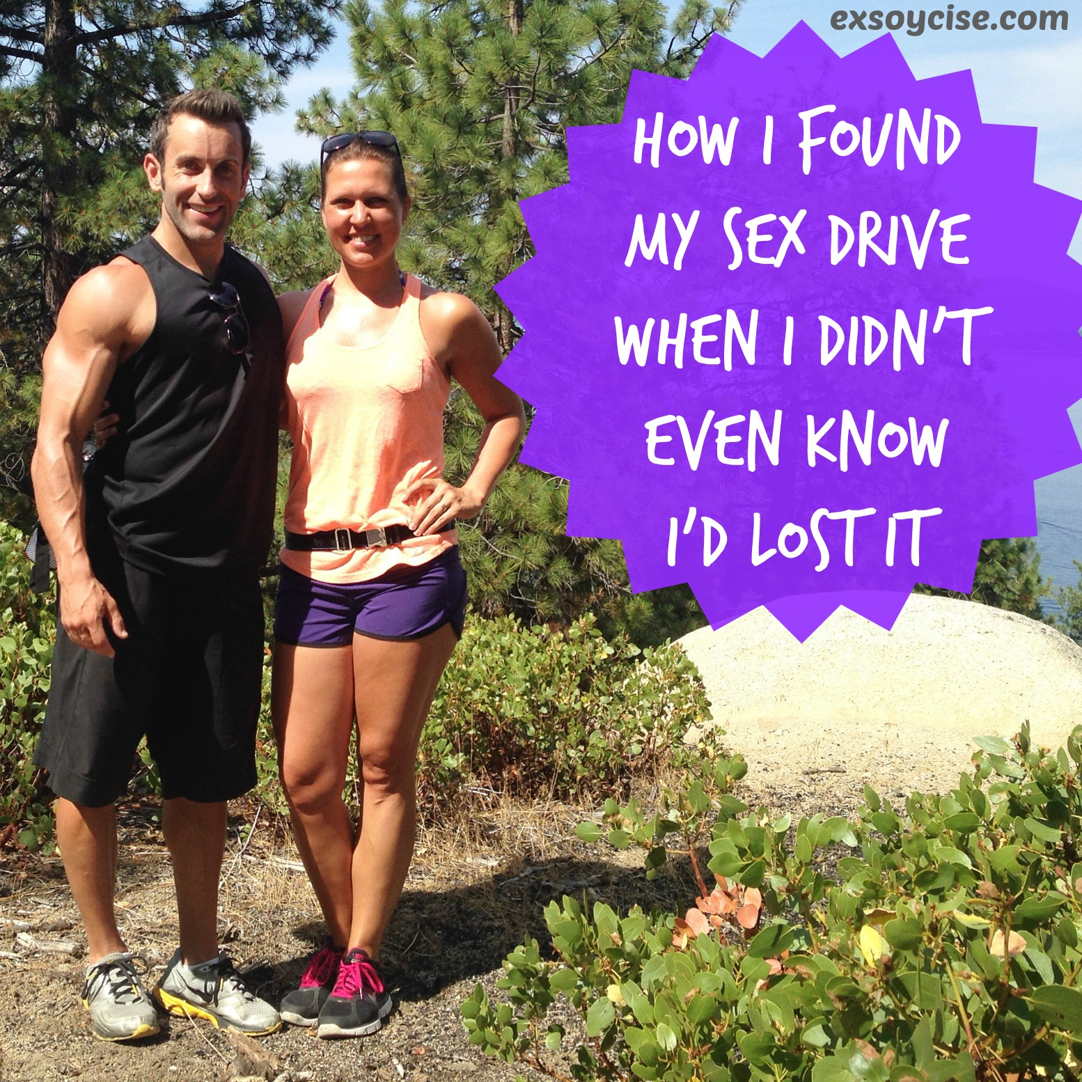 How I found my sex drive when I didn't even know I'd lost it
