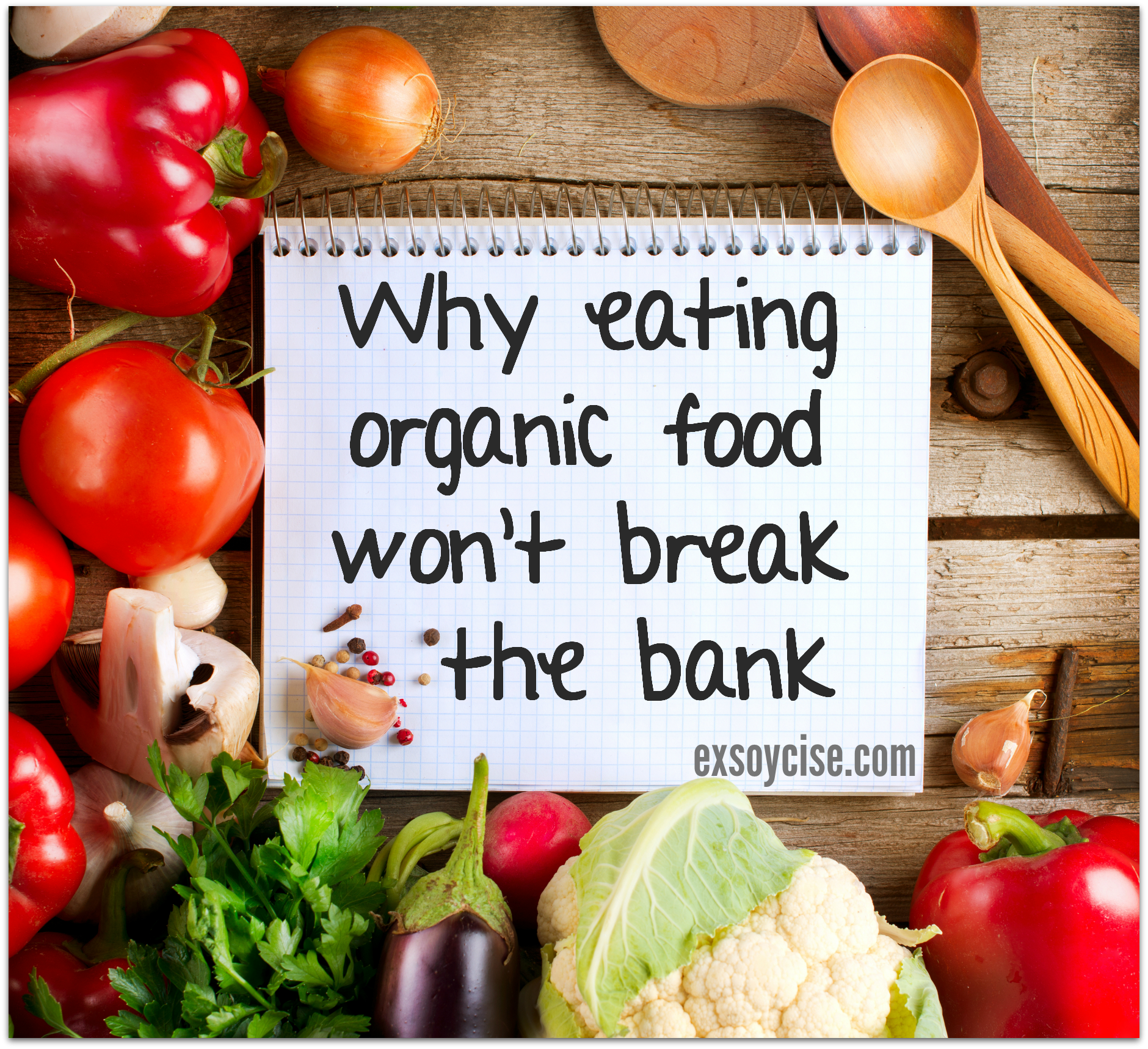 Why Eating Organic Food Won't Break The Bank