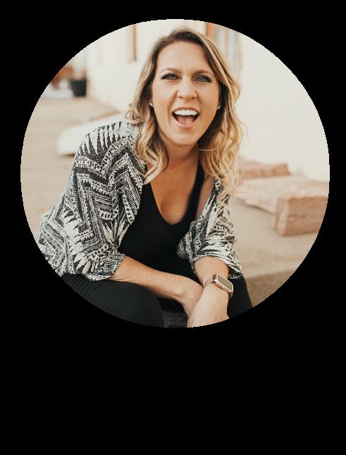 Amber Hale, Health Coach