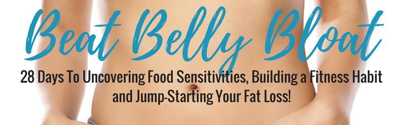 Beat Belly Bloat 28 days