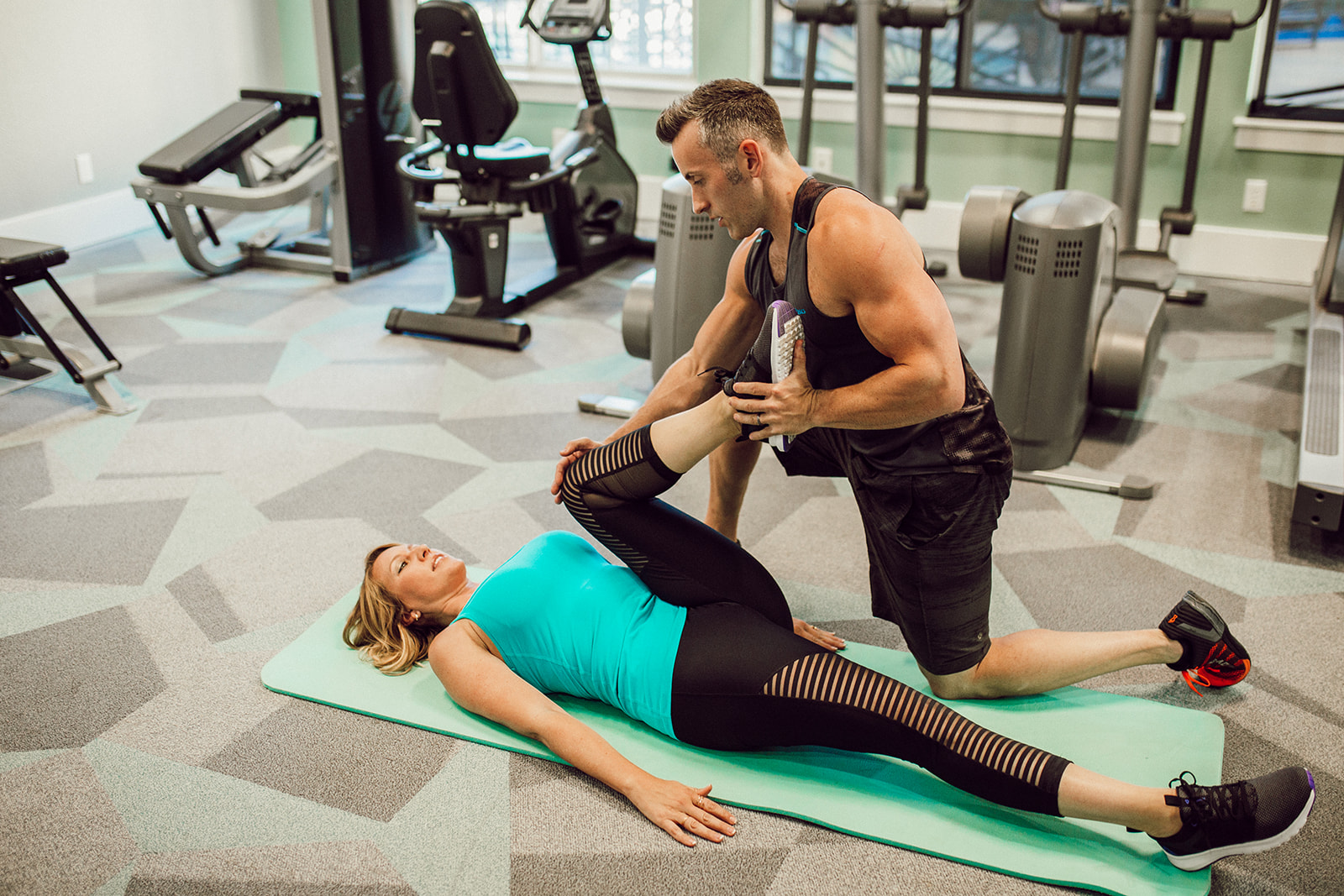 Personal Training - In-Person and Online Personal Training