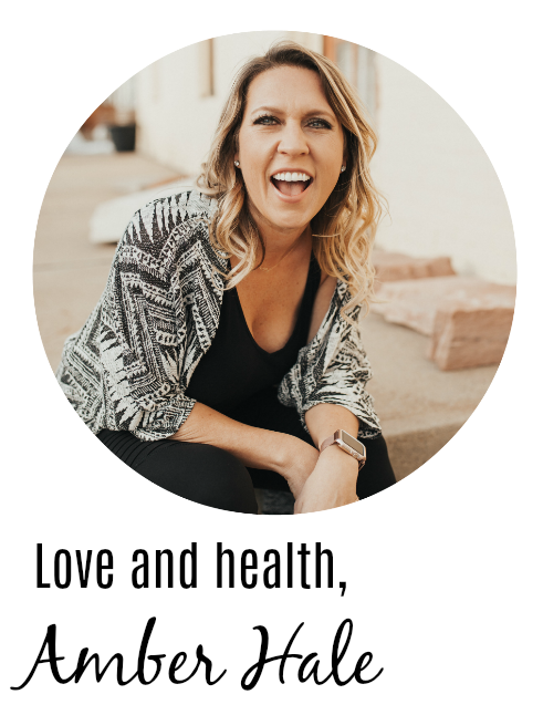 Amber Hale, Health Coach and the co-creator of the 28 Day Beat Belly Bloat program.png