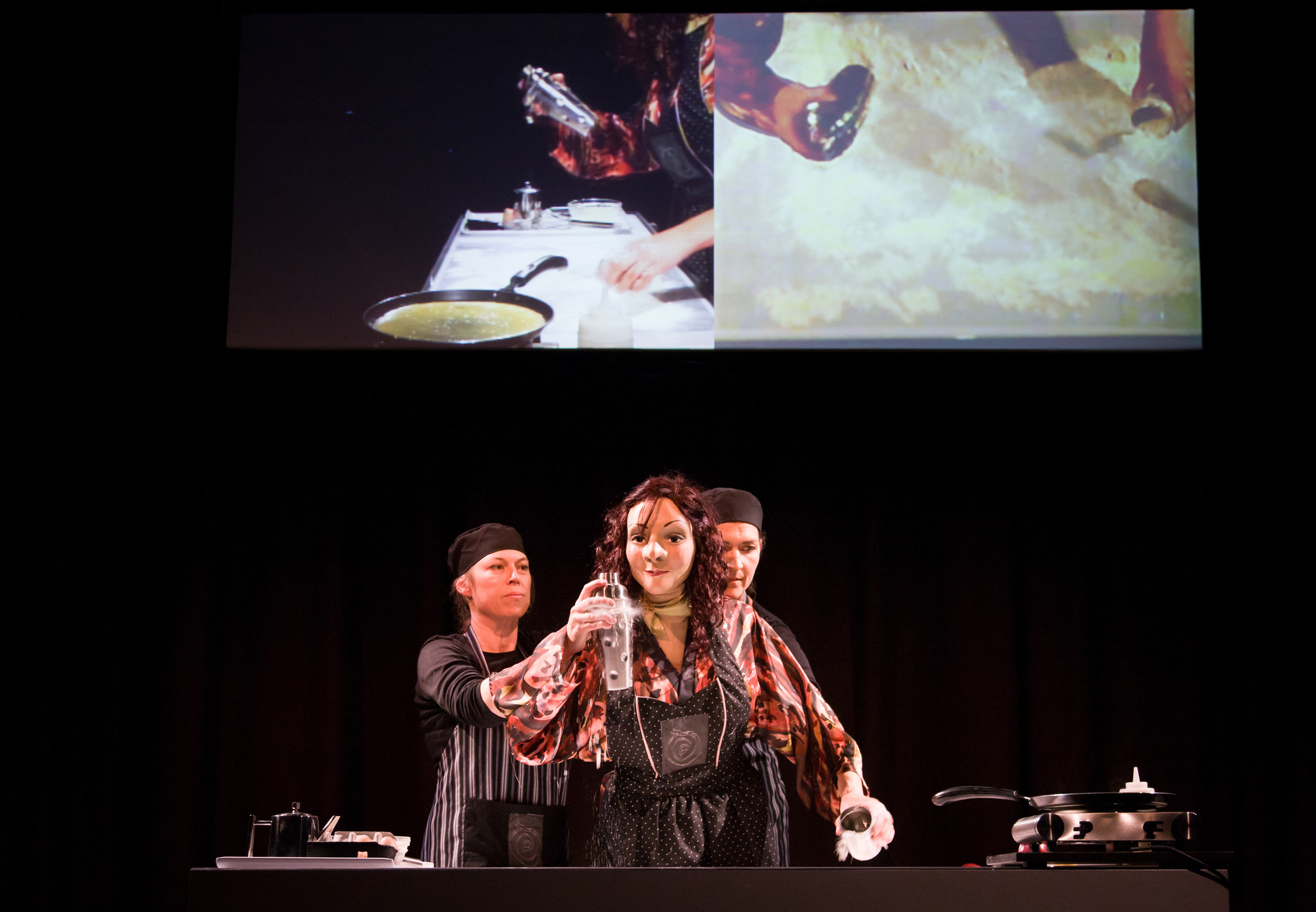 'Hungry for You', Extended Play Projects, Peacock Theatre, Hobart 2012