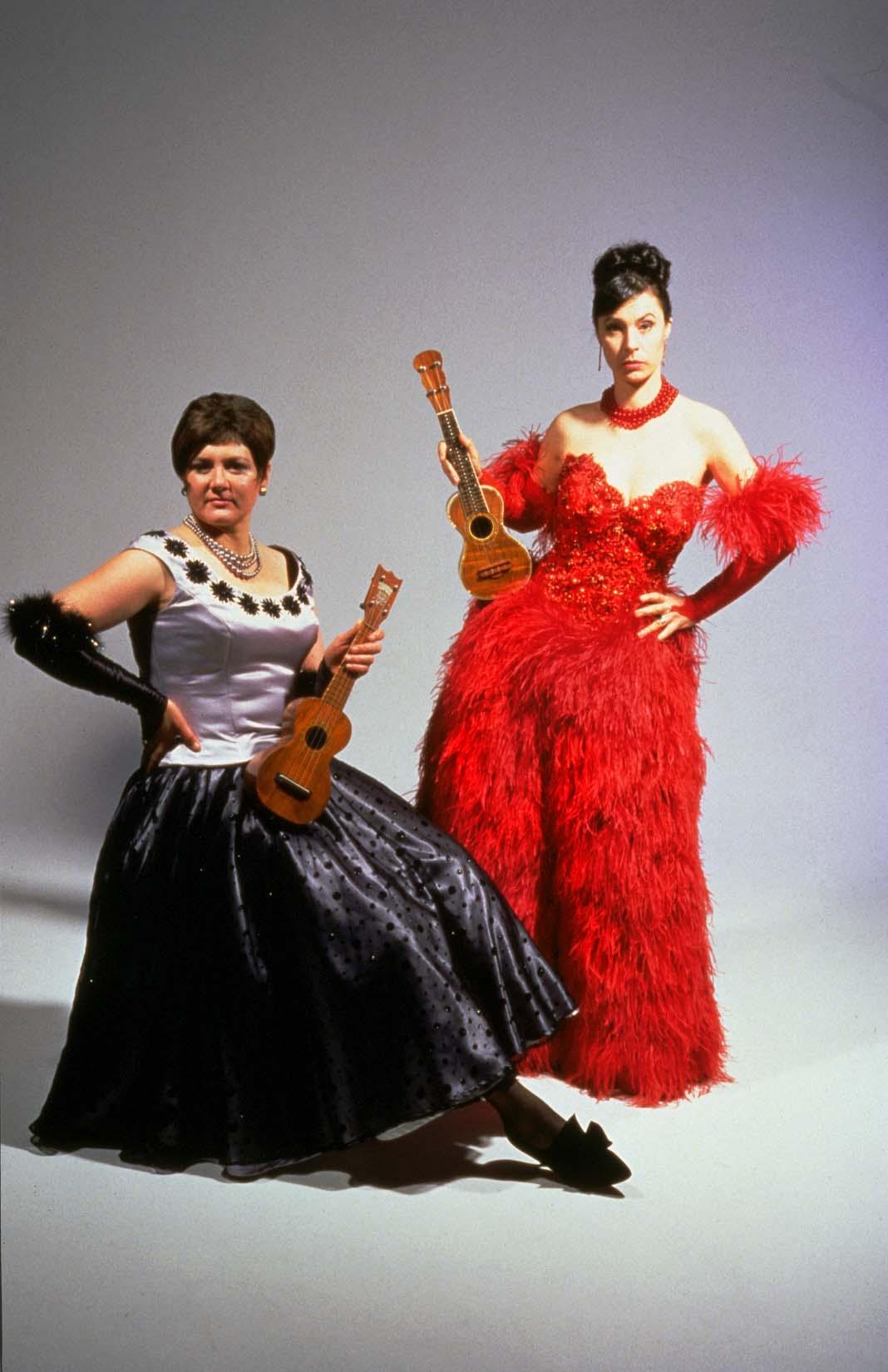 The Ukulele Ladies with Shirley Billing