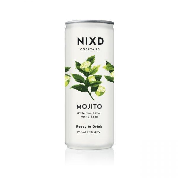 NIXD MOJITO COCKTAIL