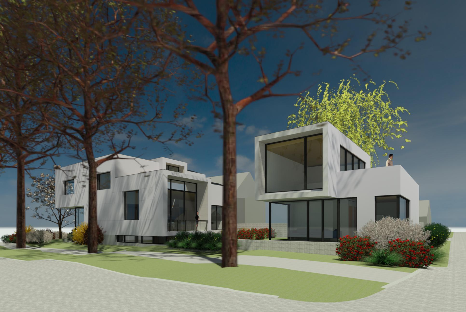 Vranakis Passive House & Laneway Home by Vincent Siu Architect Siu Architecture