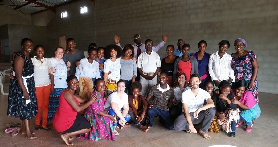 December 2015 - Global Education Initiative trained 26 educational coaches through Lark's Song's Certified Coach training program. These coaches will teach in the Centre for Success School and other educational institutions throughout the Lusaka, Zambia region.