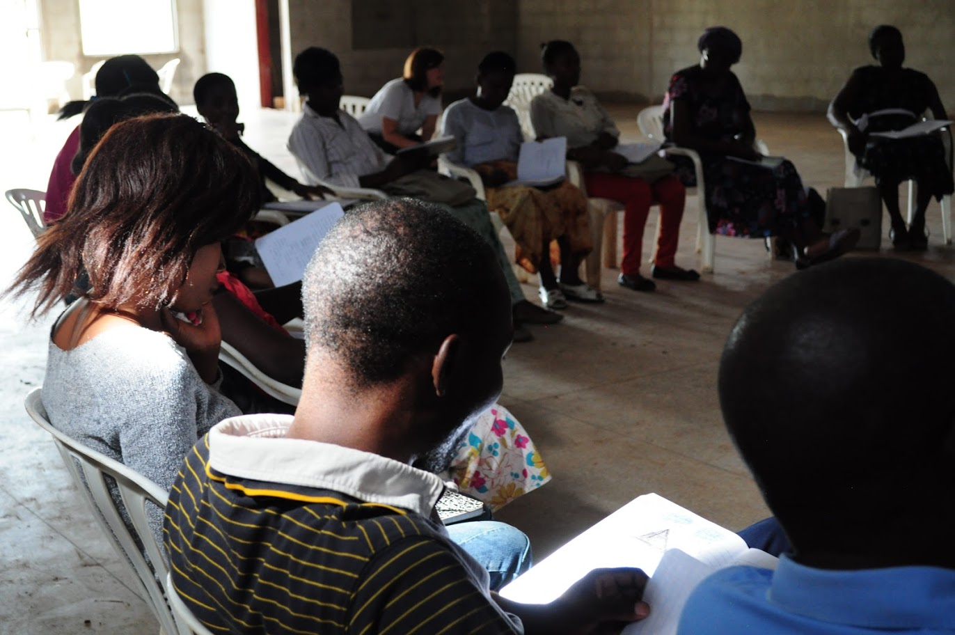26 teacher, professors, pastors, and other helping professionals from around the region of Lusaka, Zambia attended 5 days of intensive onsite training to become educational coaches through our Academy program.