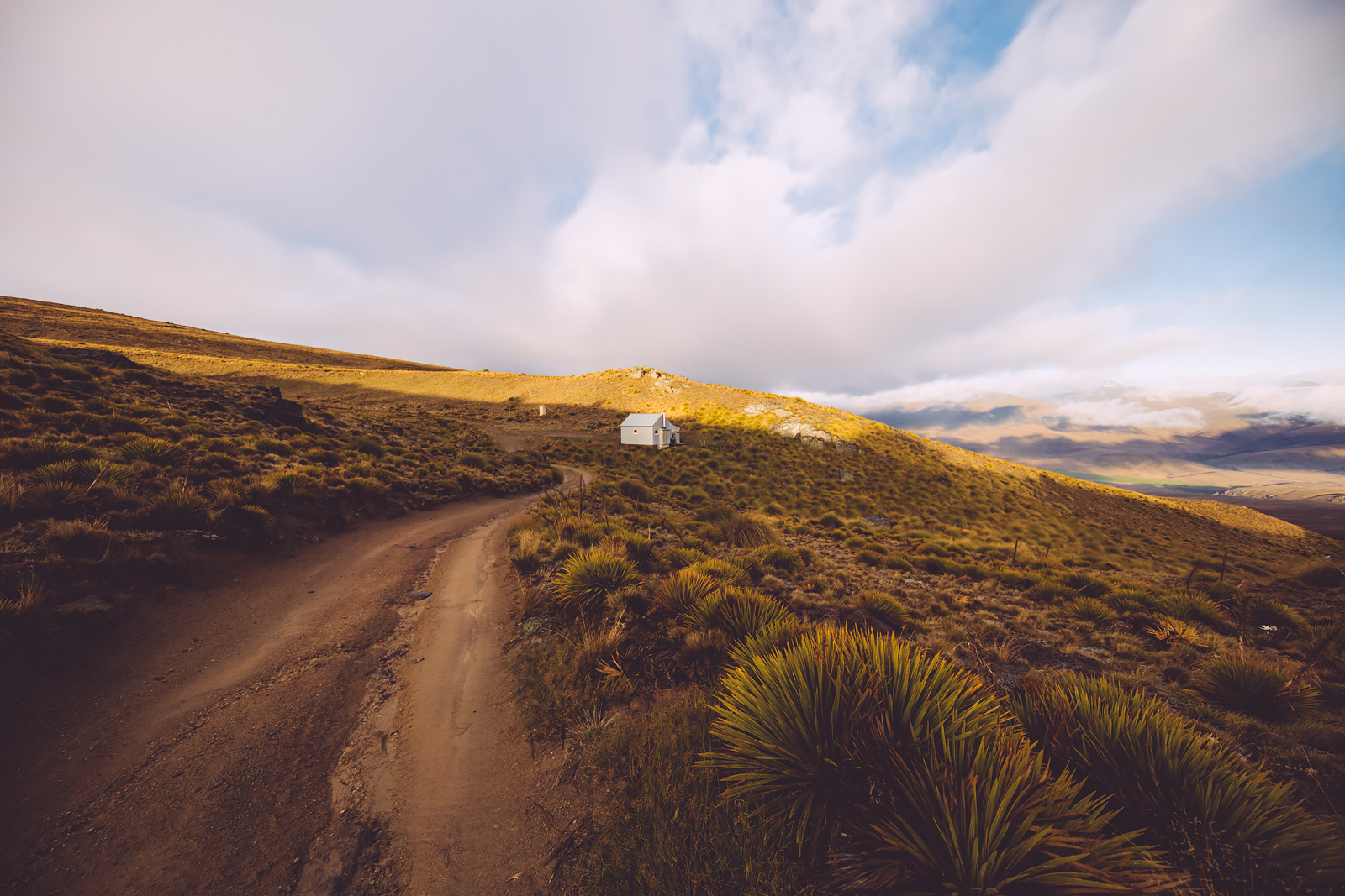 Old Woman Hut, Kopuwai Range