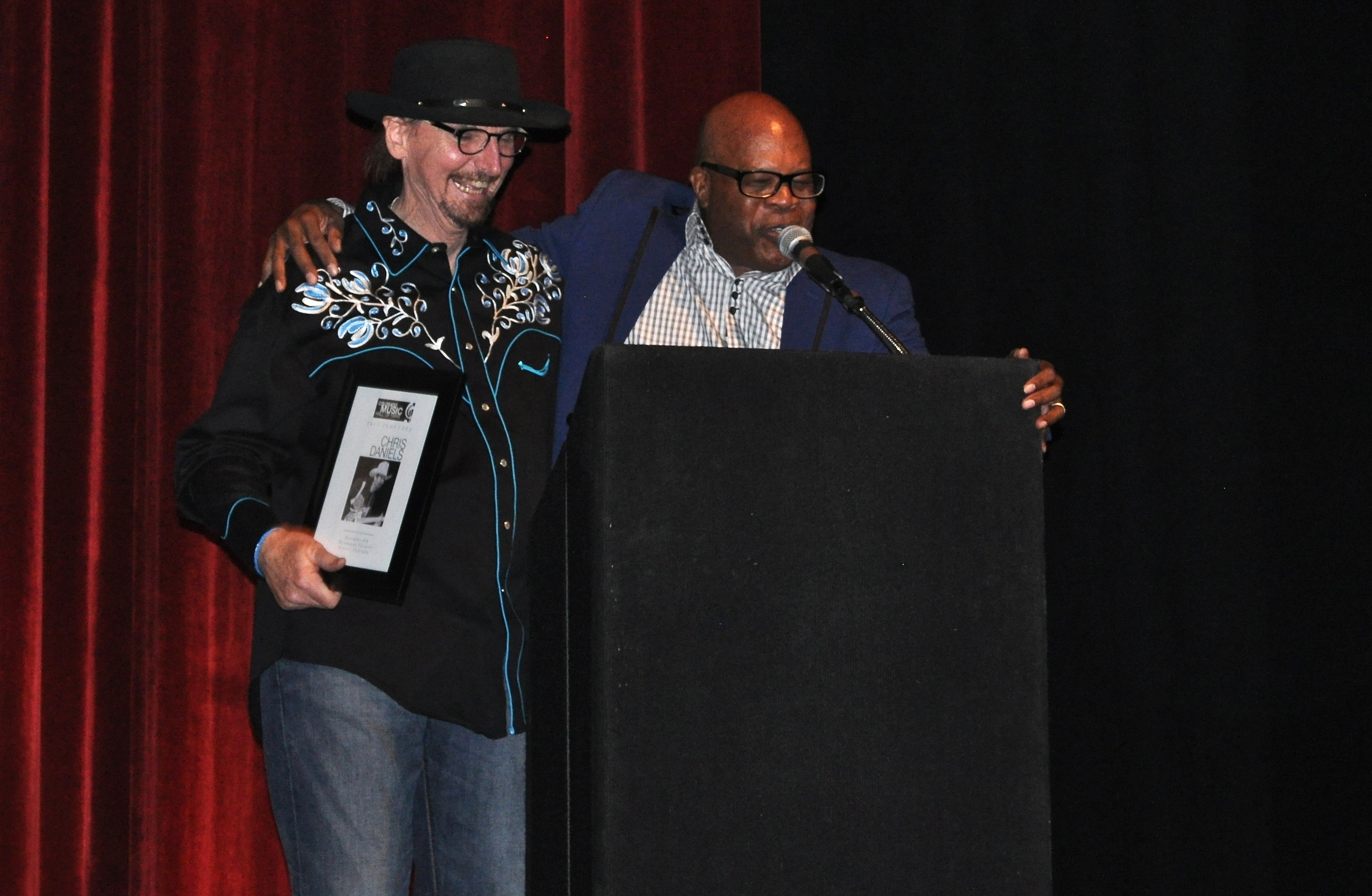 2013 Induction CMHOF w Fred Gowdy 1.jpg