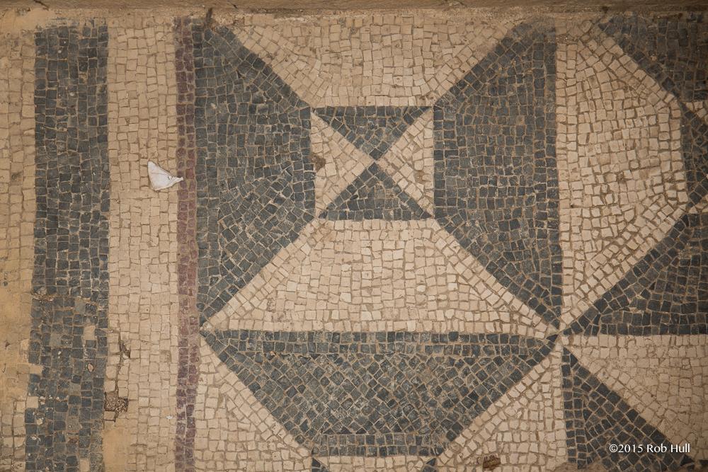 Mosaics circa 90 BC!