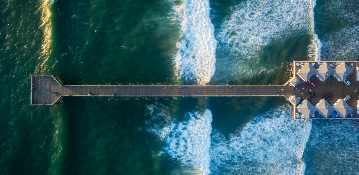 Get a whole new perspective on the world with drone photography.