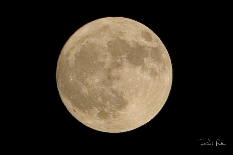 It's good to have some full moon images in your library, just in case you want to include them in other images.