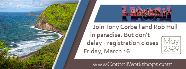 Time is running out to sign up for Hawaii!! Register today.