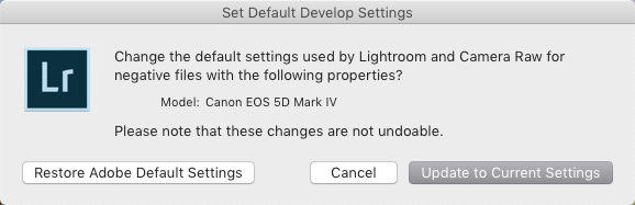 Set Default Develop Settings-Model.png