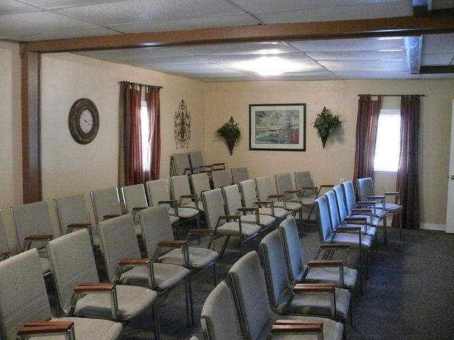 Romans Meeting Room available for rent