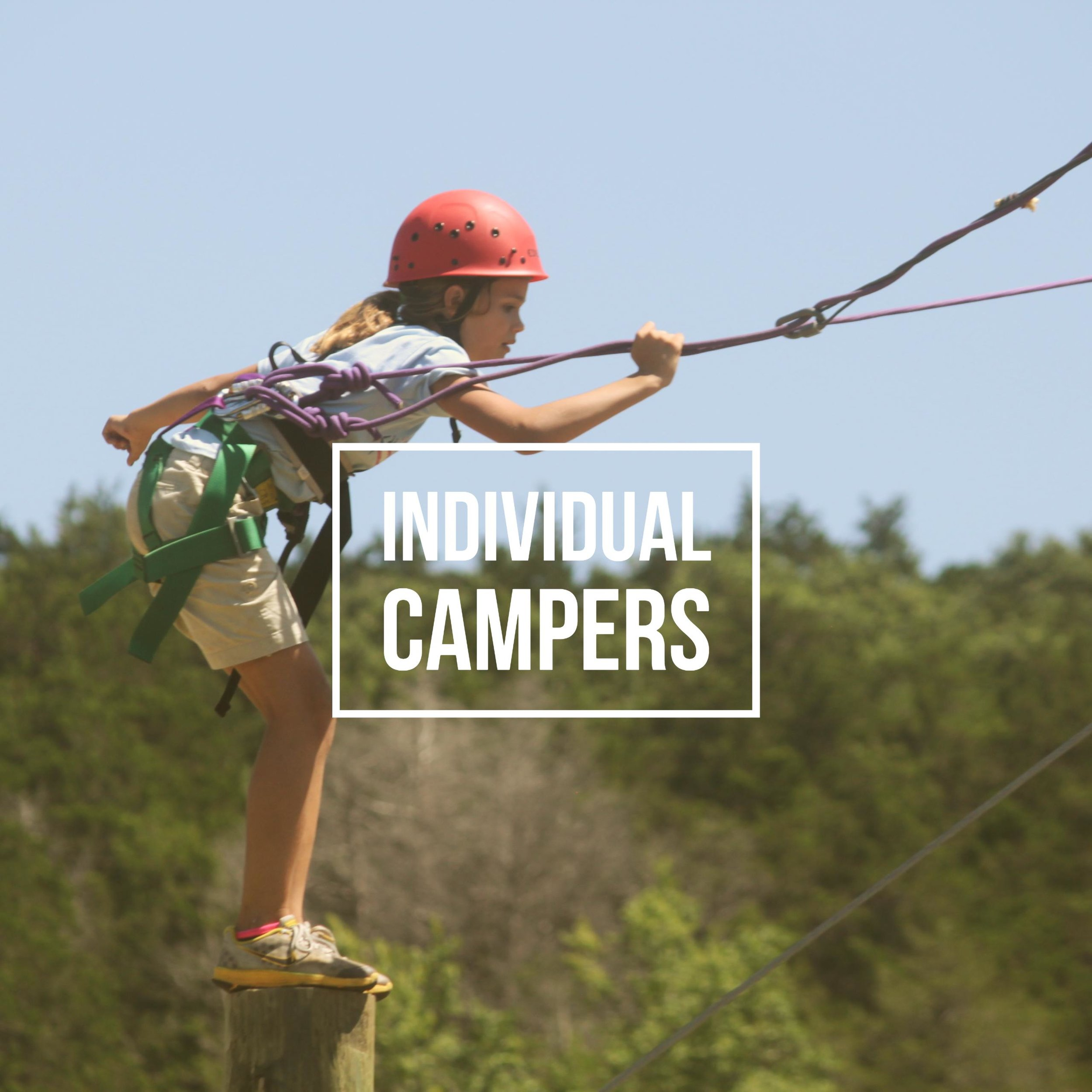 Click above to get information about individual camper registration! This is for families/groups of friends sending their kids to camp under supervision of Oakridge-provided camp counselors.