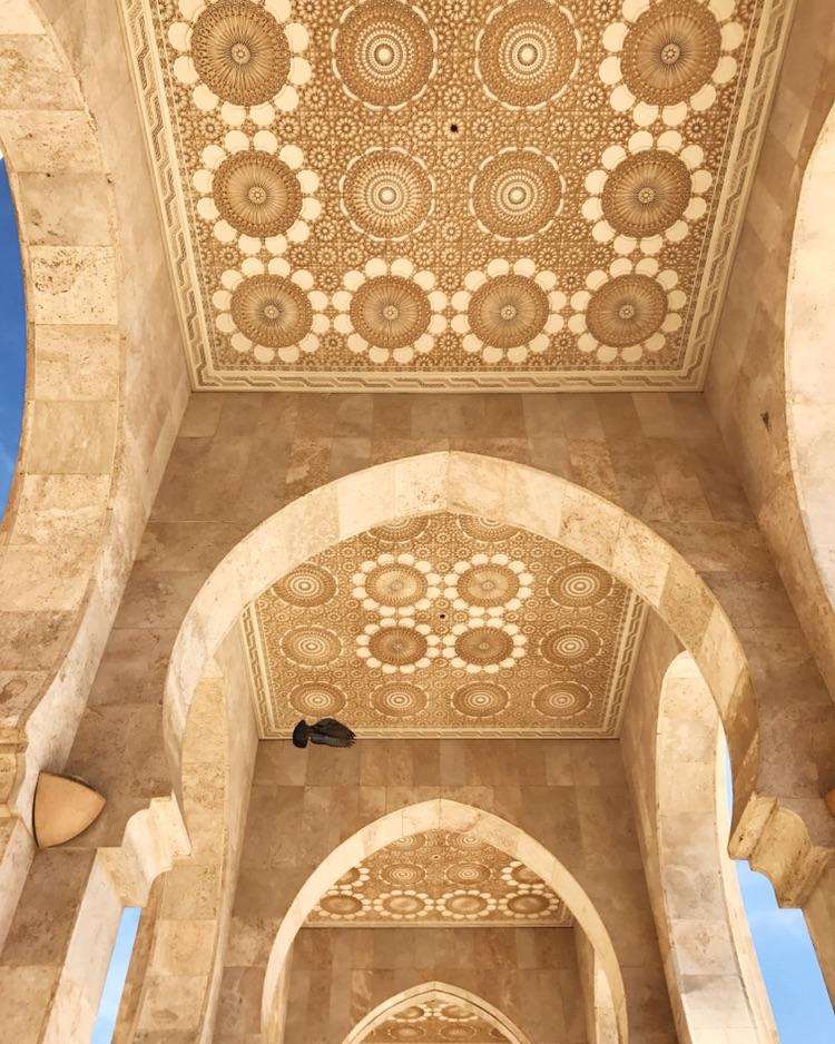 Hassan II Mosque, Morocco