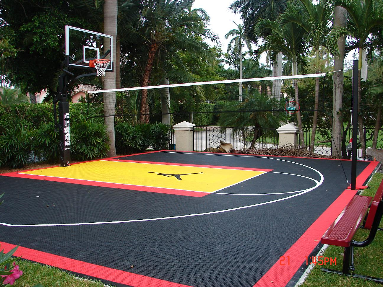 Outdoor Rhino Courts