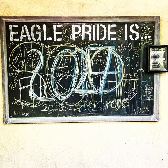 Who showed their eagle pride? New prompt coming up soon ..... 😊😊