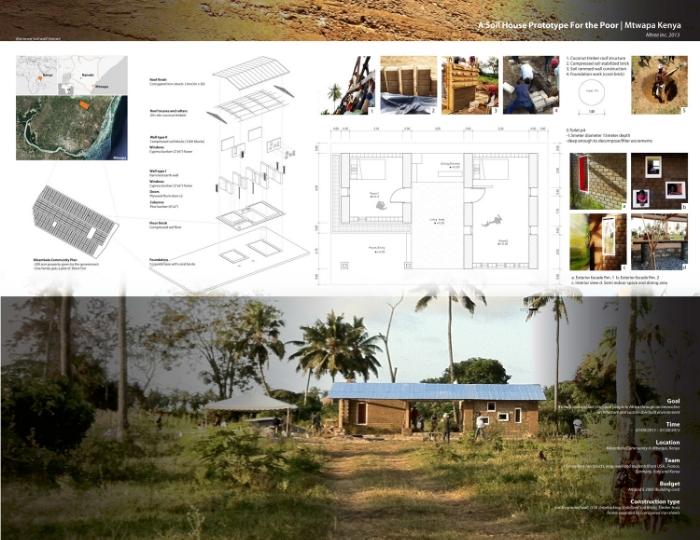 Soil House Prototype #1