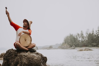 Huu-ay-aht First Nation - With a desire to share their story, the Huu-ay-aht First Nation opted to allow guided access to Kiix̣in, their ancient village site and a National Historic Site.